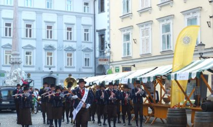 10. november 2018 – Ljubljanska vinska pot