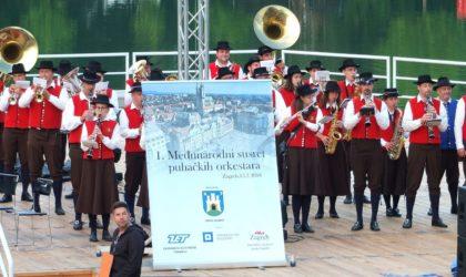 15. julij 2018 – Gostovanje v Zagrebu